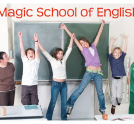 Magic School of English